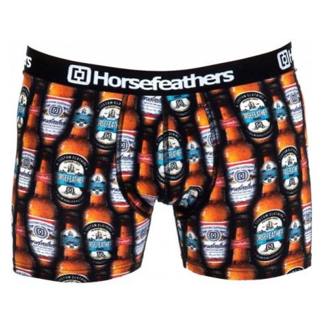 Horsefeathers SIDNEY BOXER SHORTS black - Men's boxers