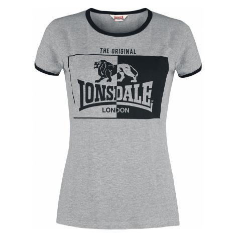 Lonsdale London Uplyme T-Shirt grey