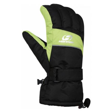 Hannah RAFFY black - Men's membrane gloves