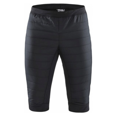 Craft SHORTS STORM THERMAL black - Men' insulated shorts