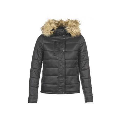 Black women's winter jackets