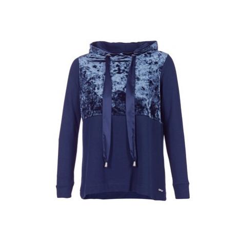 Only VELVET women's Sweatshirt in Blue