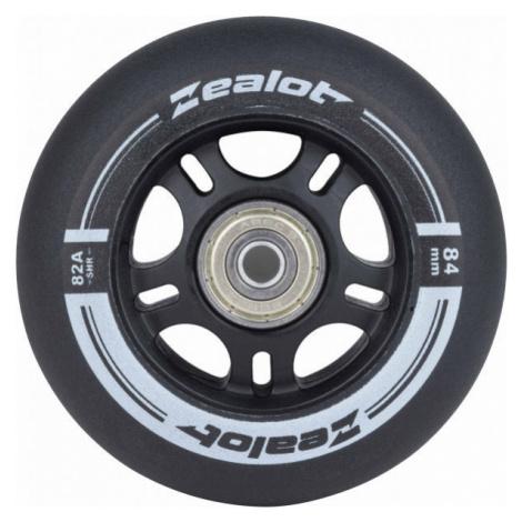 Zealot 84-82A WHEELS + BEARINGS 4PCS - Set of in-line wheels with bearings