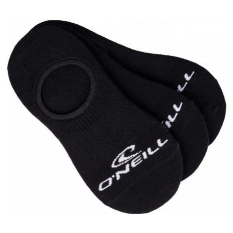 O'Neill FOOTIE 3PK black - Unisex socks