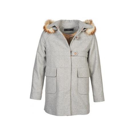 Kookaï ALEXI women's Coat in Grey