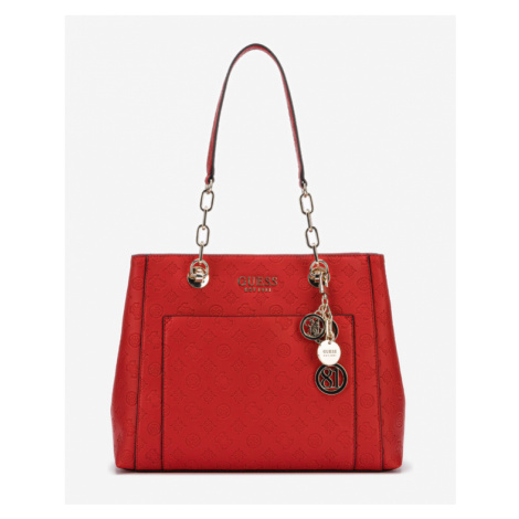 Guess Ilenia Handbag Red