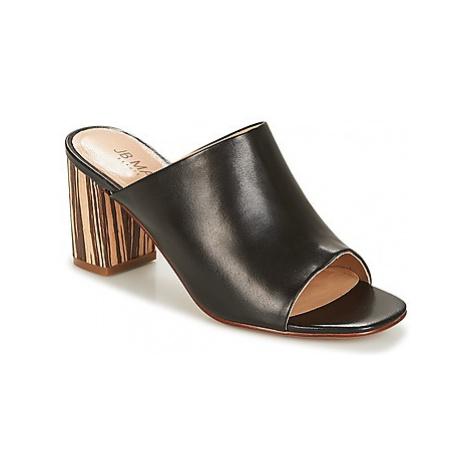 JB Martin 3HADES women's Sandals in Black