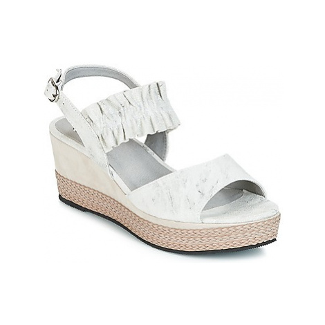 Mam'Zelle PREM women's Sandals in Grey