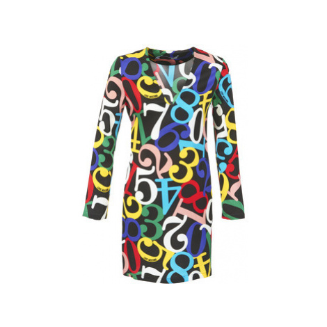 Love Moschino PICHANI women's Dress in Multicolour