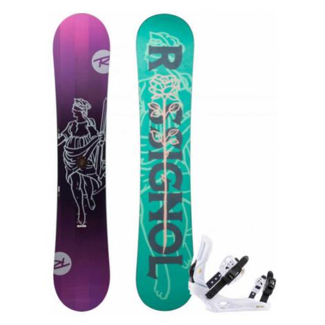 Rossignol MYTH + MYTH - Women's snowboard set