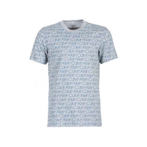 Calvin Klein Jeans 000NM1699E-9VJ men's T shirt in Grey