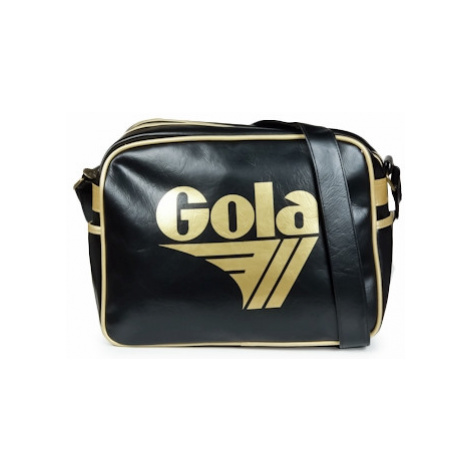 Gola REDFORD men's Messenger bag in Black