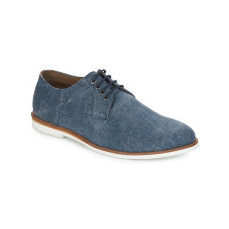 Frank Wright YOUNG men's Casual Shoes in Blue
