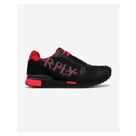 Replay Coleman Sneakers Black Red
