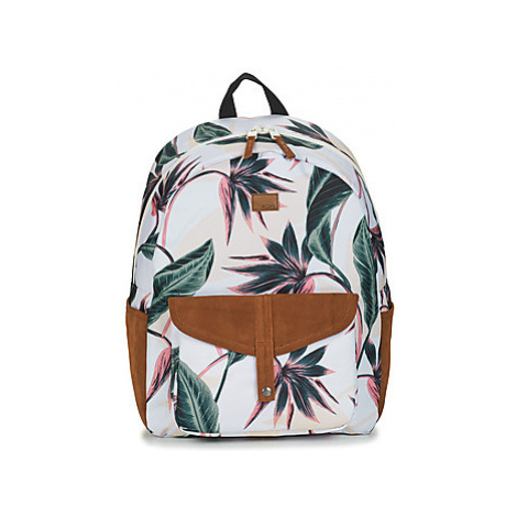 Roxy CARRIBEAN women's Backpack in White