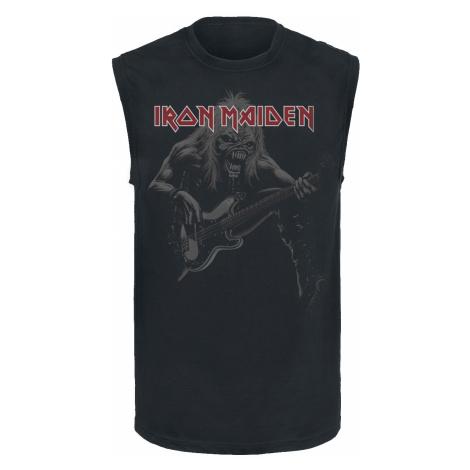 Iron Maiden - Eddie Bass - Tanktop - black