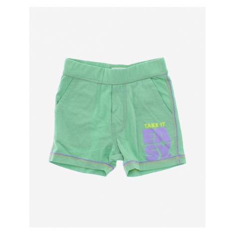 Diesel Kids Shorts Green