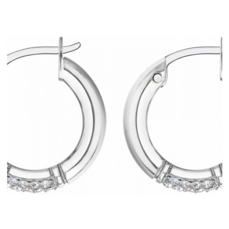Tommy Hilfiger Jewellery Chain Hoop Earrings 2780211