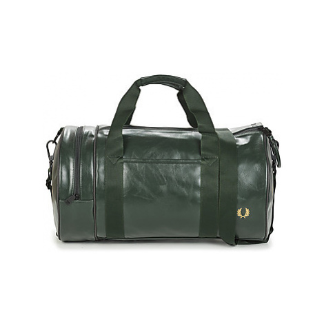 Fred Perry TONAL BARREL BAG men's Sports bag in Green