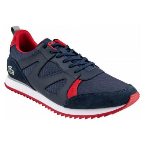 Lacoste AESTHET dark blue - Men's sneakers