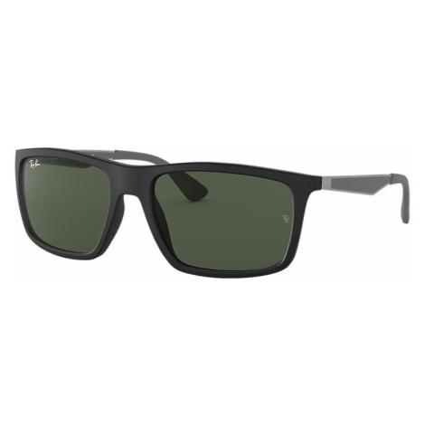 Ray-Ban Rb4228 Man Sunglasses Lenses: Green, Frame: Gunmetal - RB4228 601S71 58-18