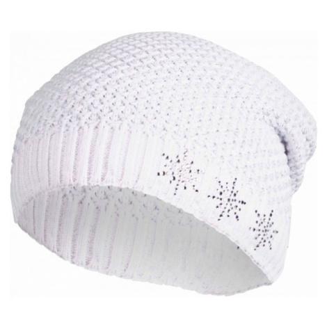 R-JET SMURF - EXTENDED HAT white - Women's hat
