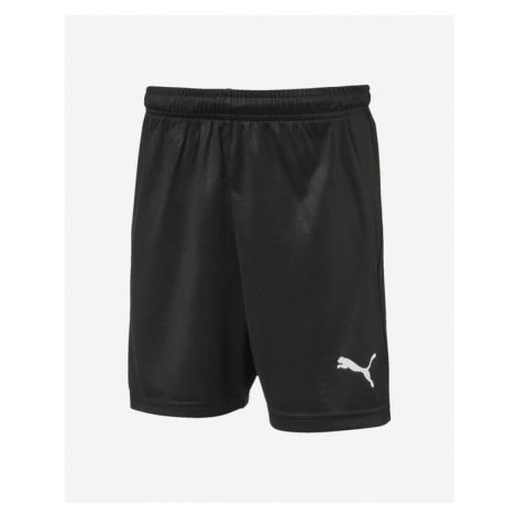 Puma Liga Core Kids Shorts Black