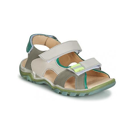 GBB DIMOU boys's Children's Sandals in Grey