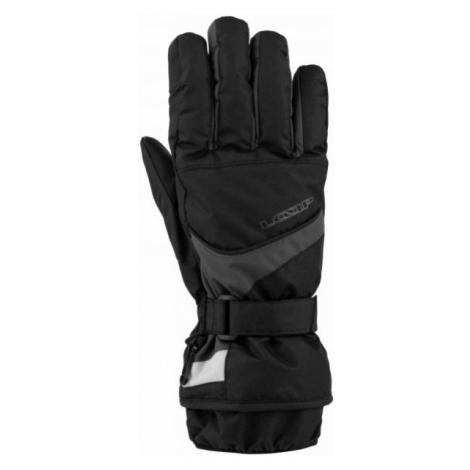 Loap ROBERT black - Men's gloves