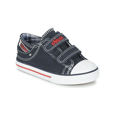 Chicco CAFFE boys's Children's Shoes (Trainers) in Blue