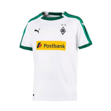 Borussia Monchengladbach Home Shirt 2018-19 - Kids Puma