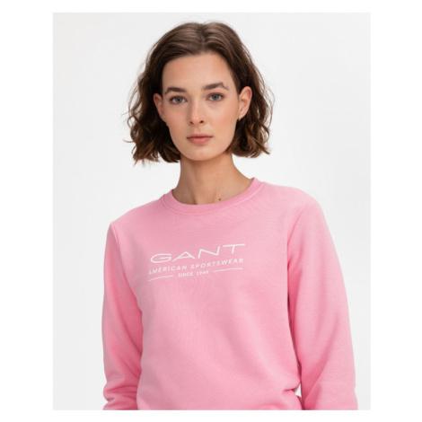 Gant MD. Summer Sweatshirt Pink