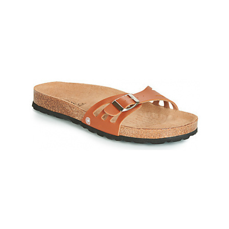 Casual Attitude GIONA women's Mules / Casual Shoes in Brown
