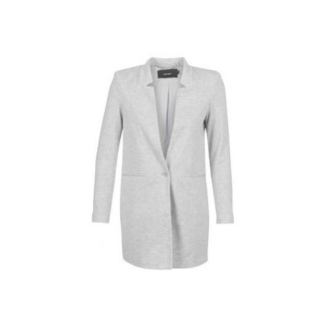 Vero Moda VMJUNE women's Jacket in Grey