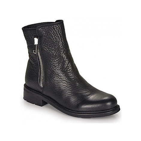 Blackstone QL04 women's Mid Boots in Black