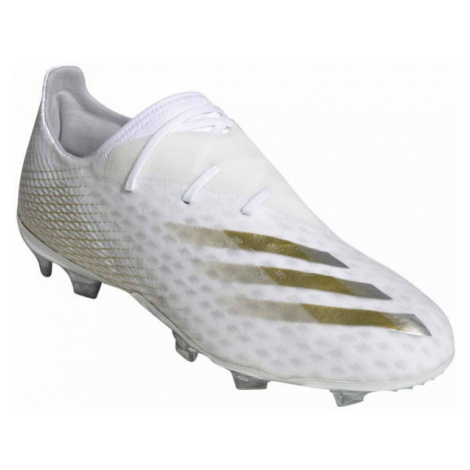 adidas X GHOSTED.2 FG white - Men's football shoes
