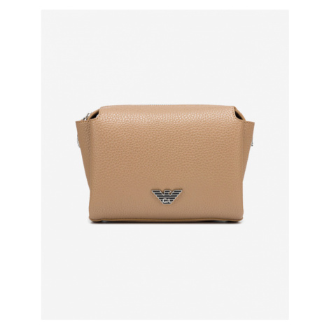 Emporio Armani Cross body bag Beige