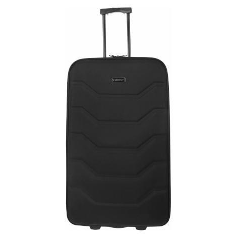 suitcase Hi-Tec Bodrum 80 - Black