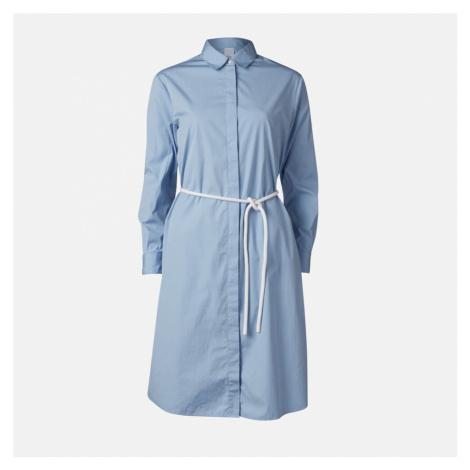 BOSS Hugo Boss Women's Carusa Shirt Dress - Light/Pastel Blue