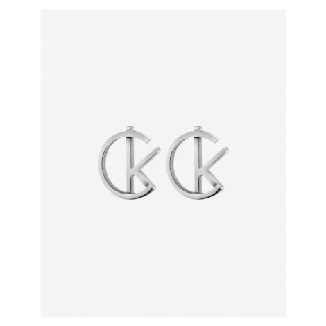 Calvin Klein Earrings Silver