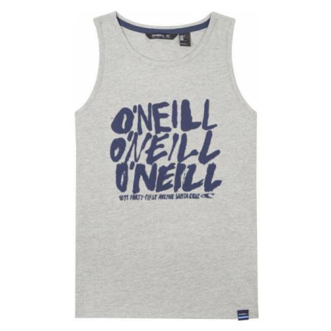 O'Neill LB 3PLE TANKTOP grey - Boys' tank top
