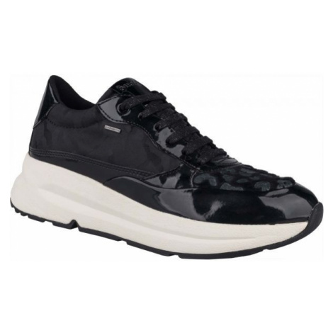 Geox D BACKSIE B ABX B black - Women's leisure footwear