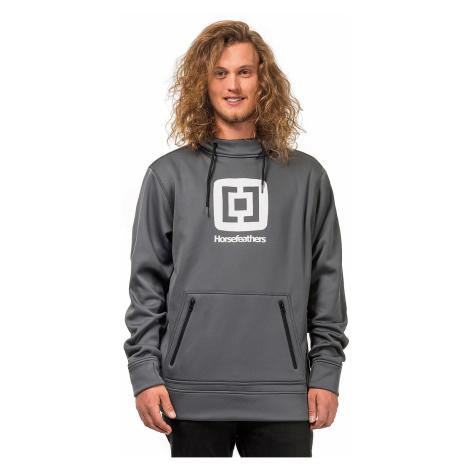 sweatshirt Horsefeathers Cade - Gunmetal