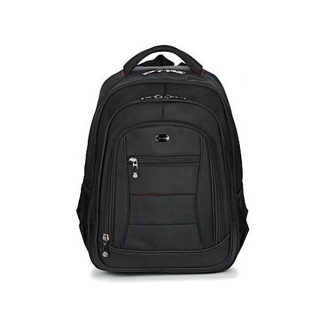 """David Jones LITO 15"""" men's Backpack in Black"""