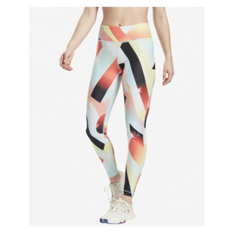 Reebok Lux Bold Leggings Colorful