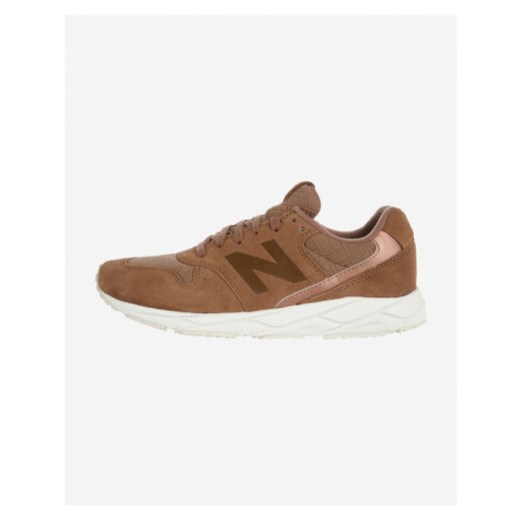 New Balance 96 Sneakers Brown