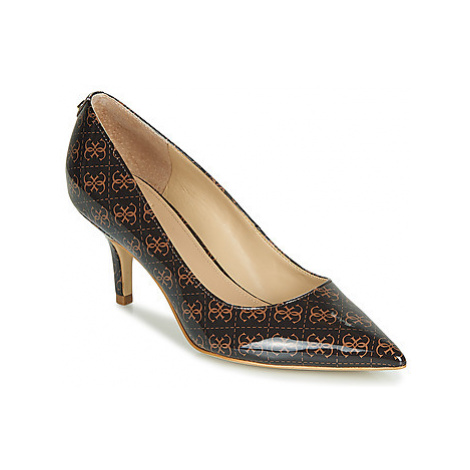 Guess DESSIE6 women's Court Shoes in Brown