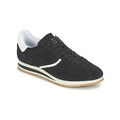Esprit AMU LACE UP women's Shoes (Trainers) in Black