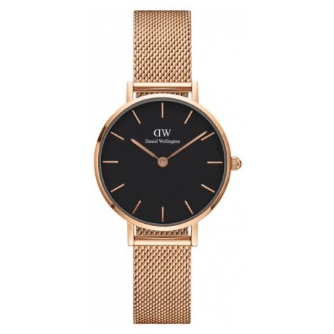 Ladies Daniel Wellington Classic Petite 28 Melrose Black Watch