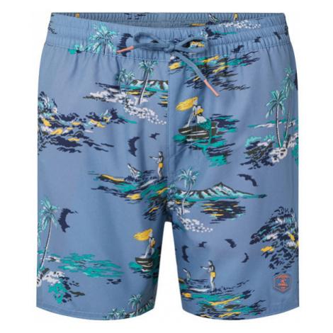 O'Neill PM TROPICAL SHORTS blue - Men's swim trunks